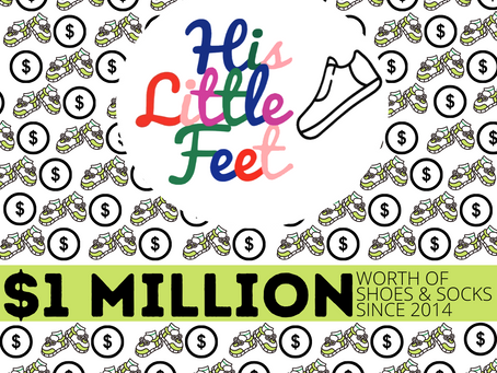 $1 Million Milestone!