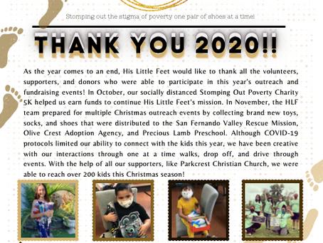 October - December Newsletter!