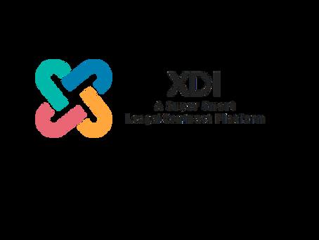 XDIのプラットフォーム型ビジネスモデル