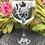 Thumbnail: French bulldog Gin glass