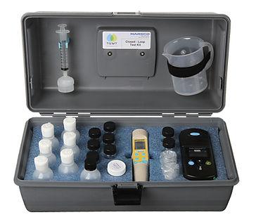 Kit pour analyse d'eau chaudières aluminium AquaPhoenix et TGWT