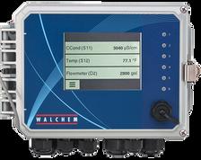 Walchem W600  Controlleur chaudiere et tour TGWT