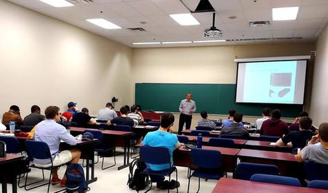 TGWT Training in Engineering University
