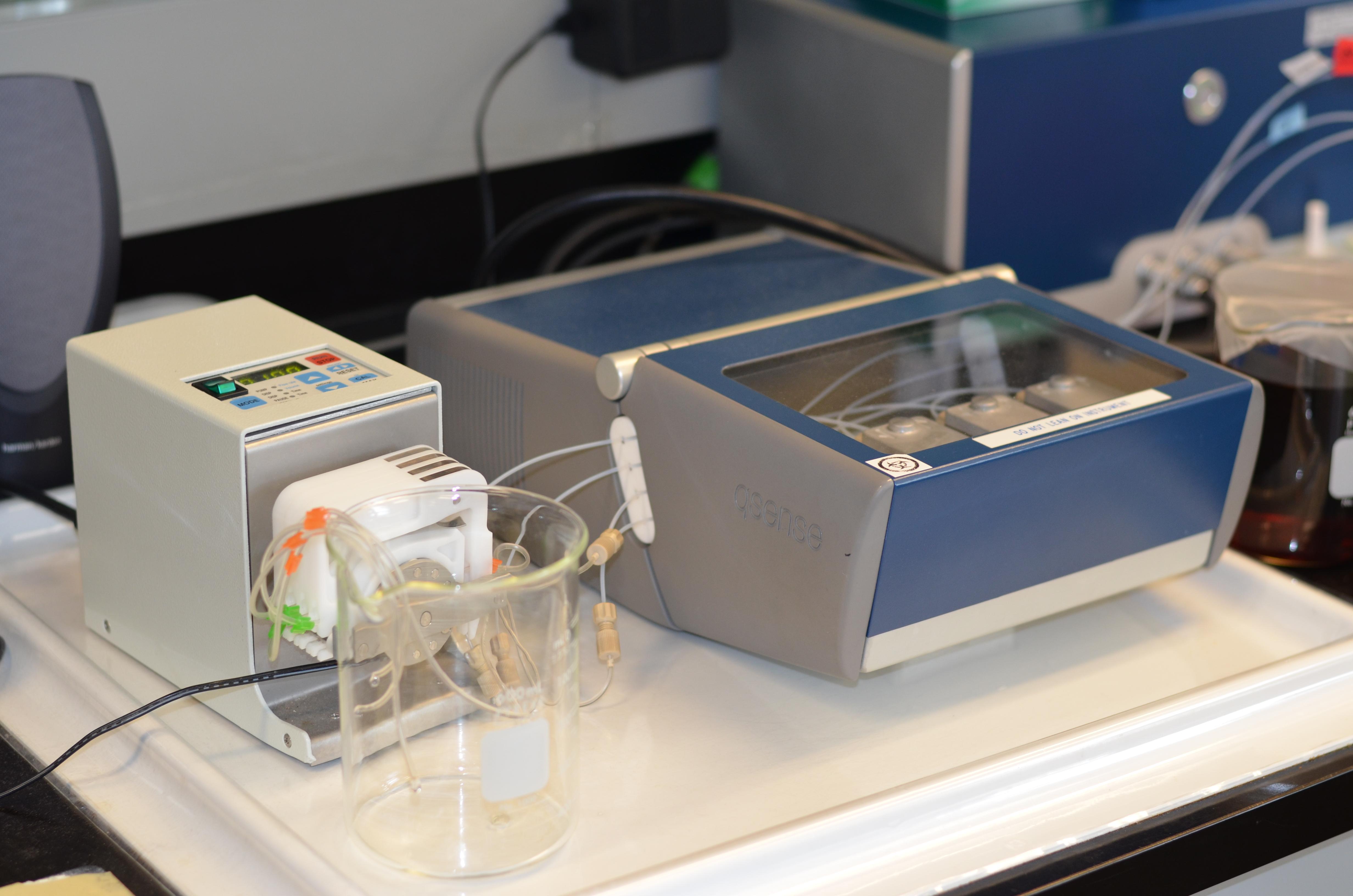 TGWT R&D Analysis equipment