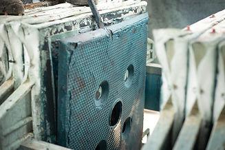waste water filter press