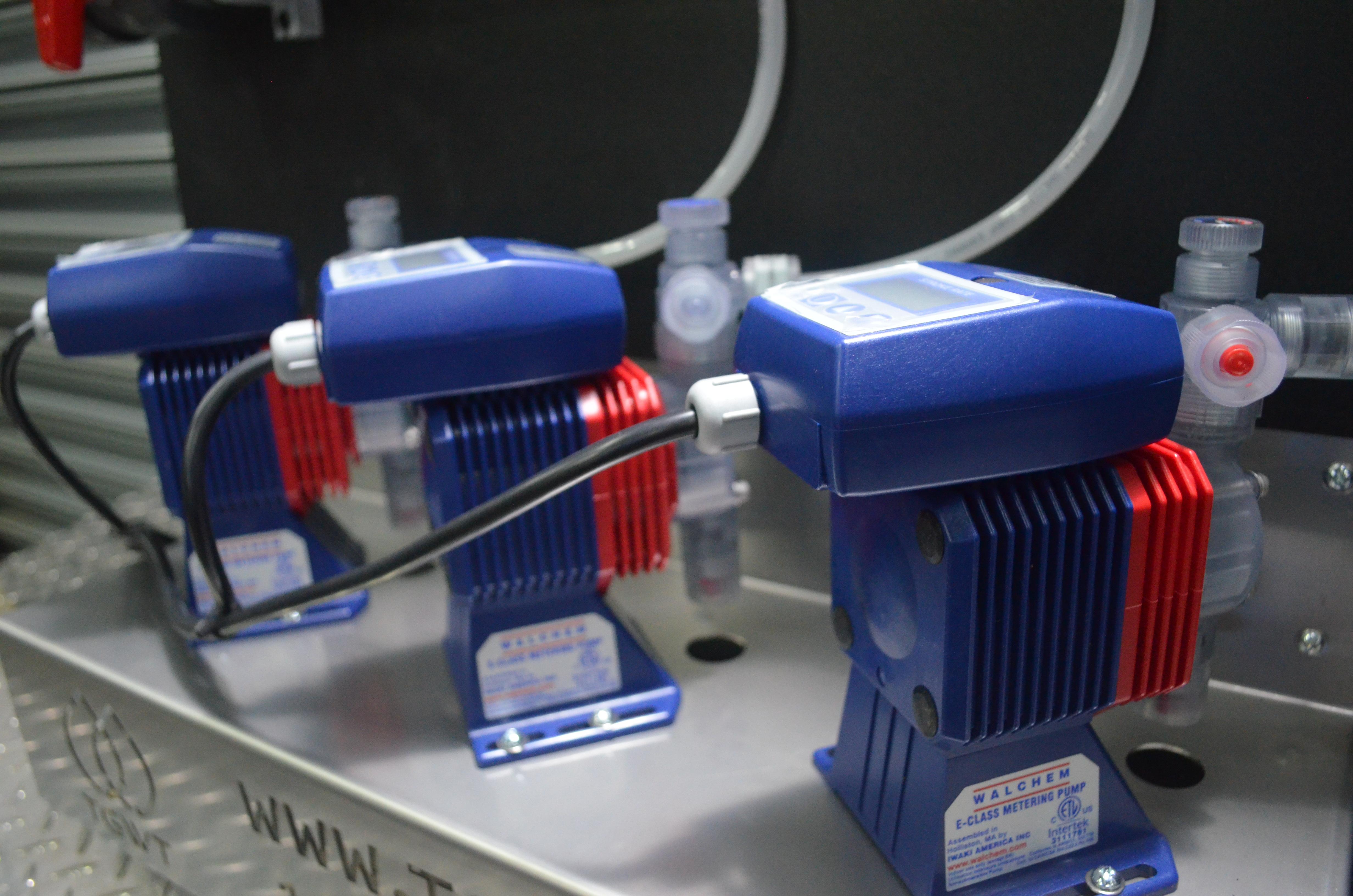 Iwaki dosing pump