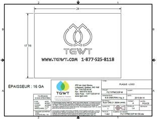 TGWT CAD Dessin Ingénierie