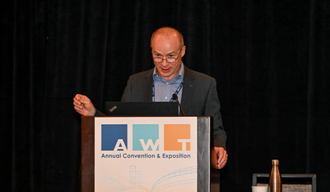 TGWT AWT Conference Louis Godbout