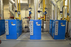 PK Aluminum Boilers Treated by TGWT