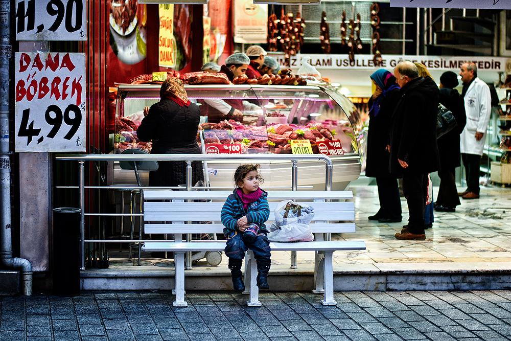 The little henky-seller