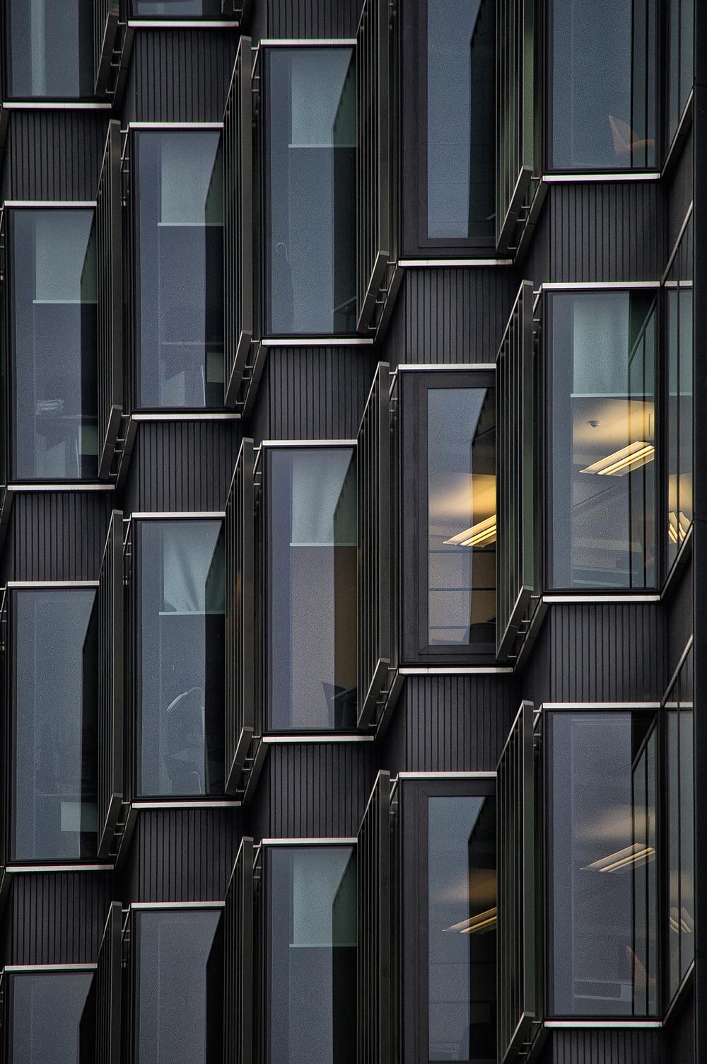 Dark architectures