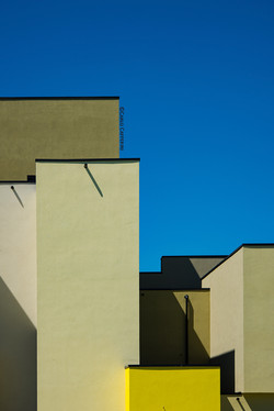 Colors of architecture