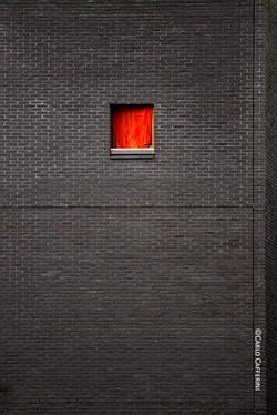 Red window
