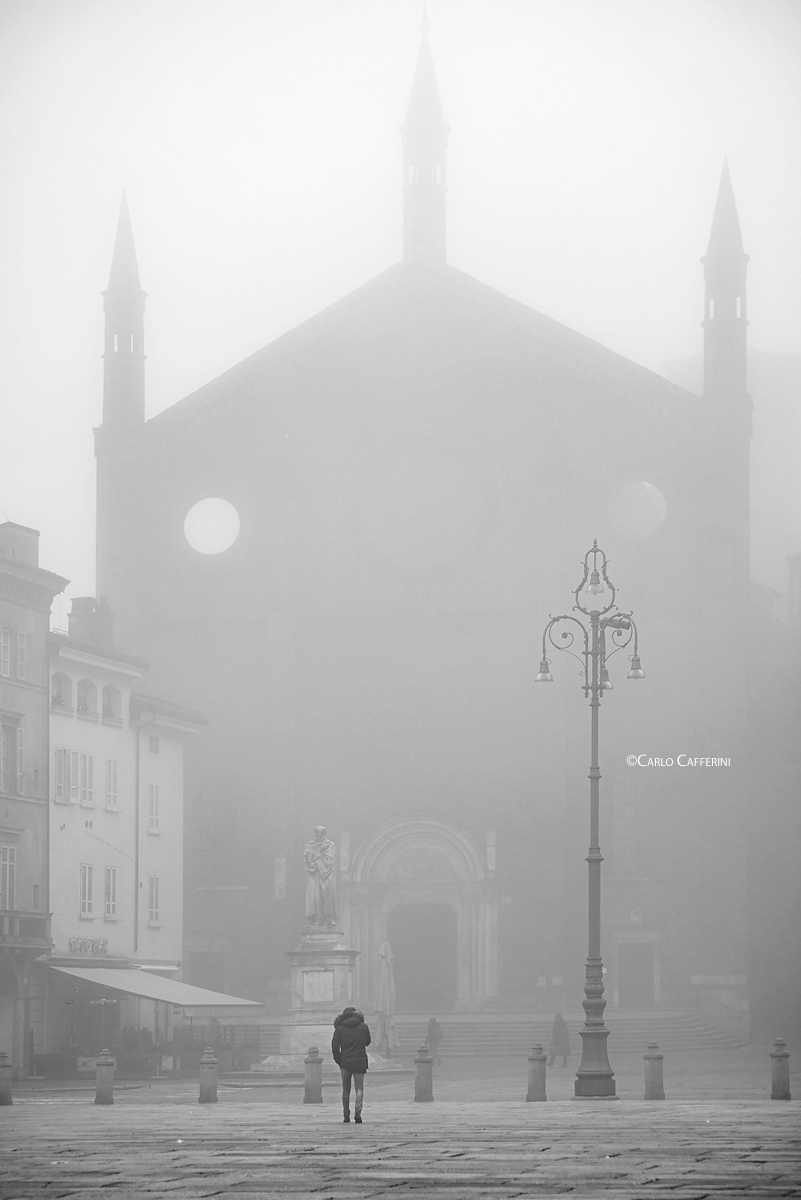 Vanishing city