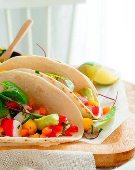 Tacos avec surimi