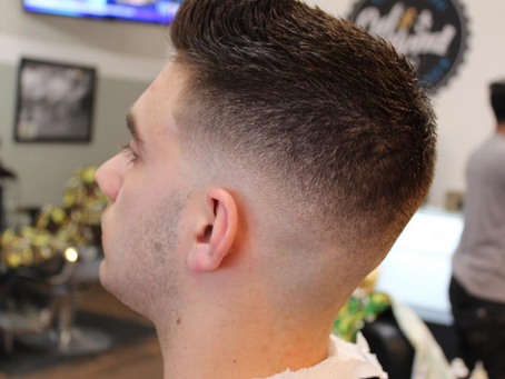 5 Simple Haircuts for Men