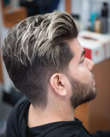 TOP 5 HAIR COLOR TRENDS FOR MEN IN 2020