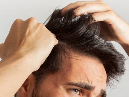 Answers to all Man Haircare problems
