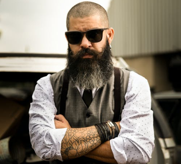 What is the deal with Men with Beards, and Beard Oils? By Krisspi
