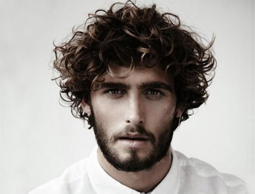 Best Mens Haircut Ideas For Curly Hair Medicum Curly Hair