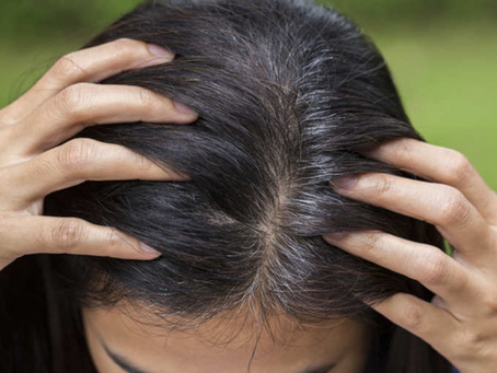 5 Top Haircare Tips for Greying Hair