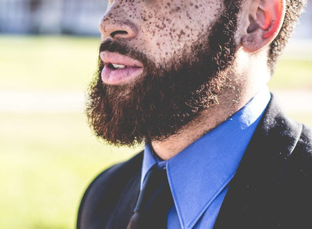 3 Easy Steps to Your Ultimate Beard Style