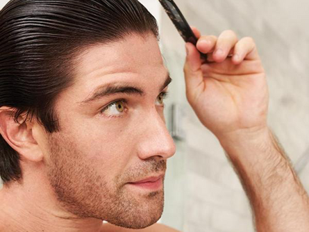 How to Keep your hairstyle perfect all-day | Men