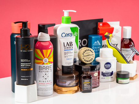 Naturally Great Grooming For Men: Haircare