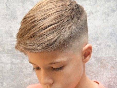 Best Hairstyles for Kids - Male