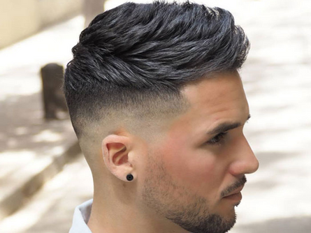 Low Maintenance Haircuts for Men