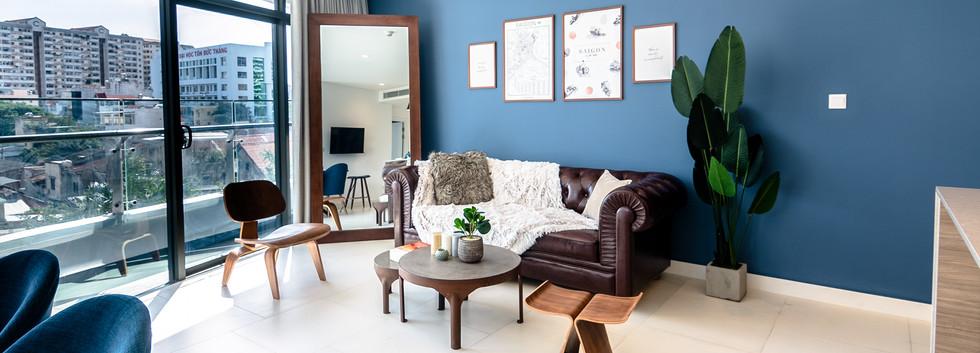 Cosmo Sofa Area