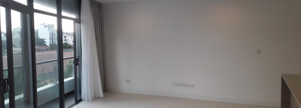 Before Renovation - Sofa Area
