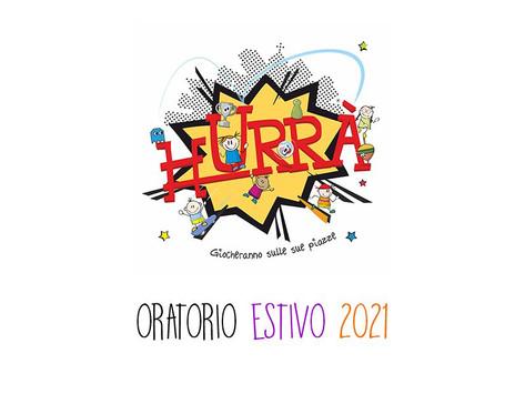 Sondaggio animatori Oratorio Estivo 2021