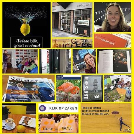 Hoera: Lemon Copy bestaat 1 jaar!