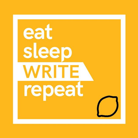 Eat - Sleep - Write - Repeat