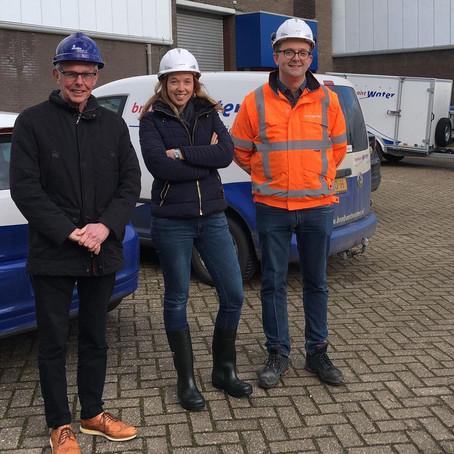 #Interview: Brabant Water en Evides werken samen aan energiebesparing en CO2-reductie