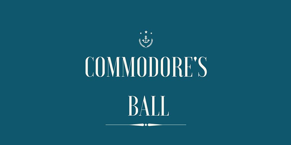 Commodore's Ball 2019