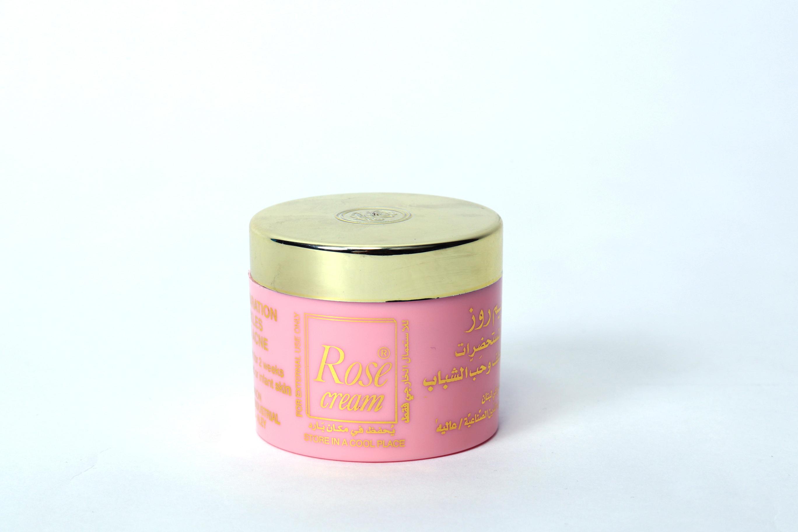 Rose Cream