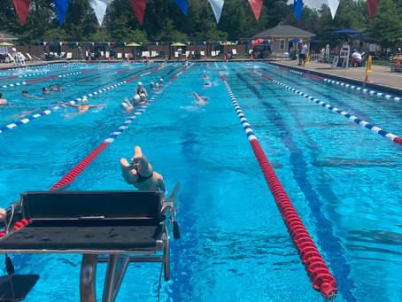 TRITON Swim Festival Blog