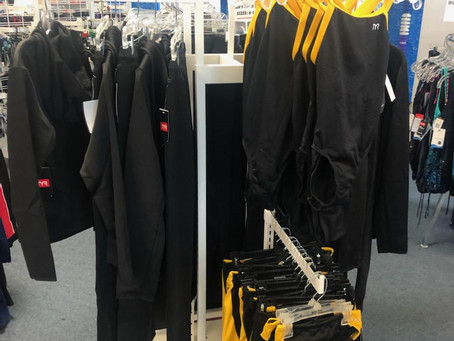 Required Triton Apparel Now Available at Swimville