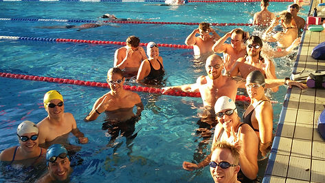 Jarasport swim program