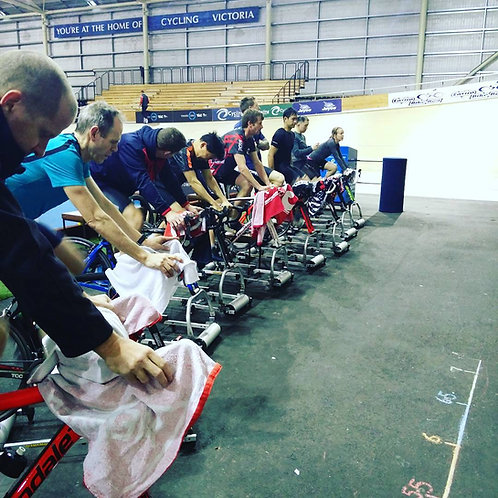 Indoor Cycling Class 10 Pass