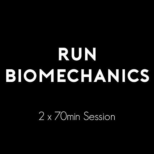 Run Biomechanics Package
