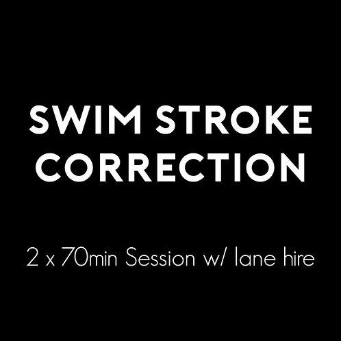 Swim Stroke Correction Package