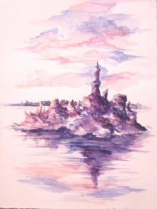 PRINT - Rock Island