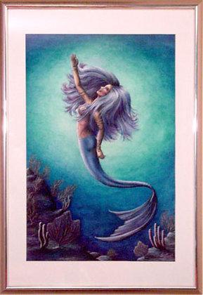 COMMISSIONED WORK - Mermaid