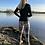 Thumbnail: The Canadian Goose Tartan Tweed Leggings (Matt Finish)