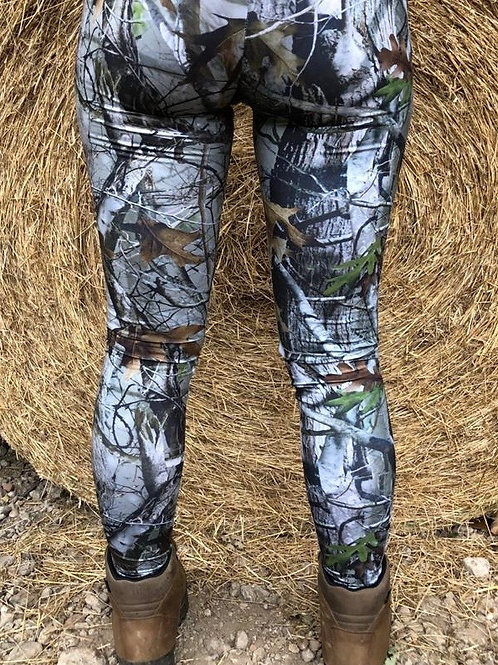 Original Huntress Leggings (Matt Finish)