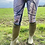 Thumbnail: Pink Huntress  Leggings (Satin Finish)