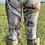 Thumbnail: Grey Original Huntress Leggings (Matt Finish)